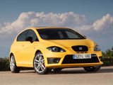 Pictures of Seat Leon Cupra 2009