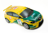 Seat Leon TDI BTCC 2008 wallpapers
