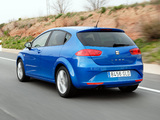 Seat Leon 2009–12 wallpapers