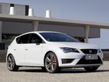 Seat Leon Cupra 2014 photos