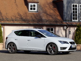 Seat Leon Cupra 2014 wallpapers