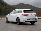 Seat León ST Cupra 300 (5F) 2017 wallpapers