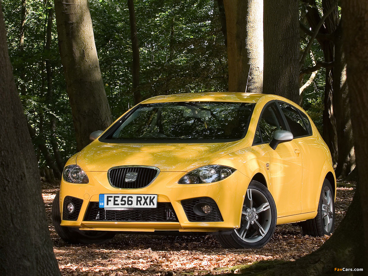 wallpapers of seat leon fr 2006 09 1280x960. Black Bedroom Furniture Sets. Home Design Ideas