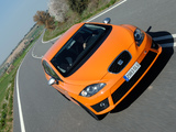 Seat Leon FR 2009–12 wallpapers