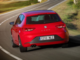 Seat Leon FR 2012 wallpapers