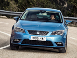 Seat Leon Ecomotive 2013 wallpapers