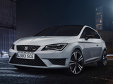 Seat Leon SC Cupra 2014 wallpapers