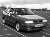 Seat Toledo GTi UK-spec (1L) 1991–96 wallpapers