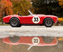 Photos of Shelby Cobra 260 Factory Competition 1962