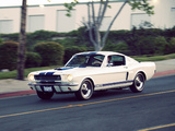 Shelby GT350 Prototype 1965 pictures