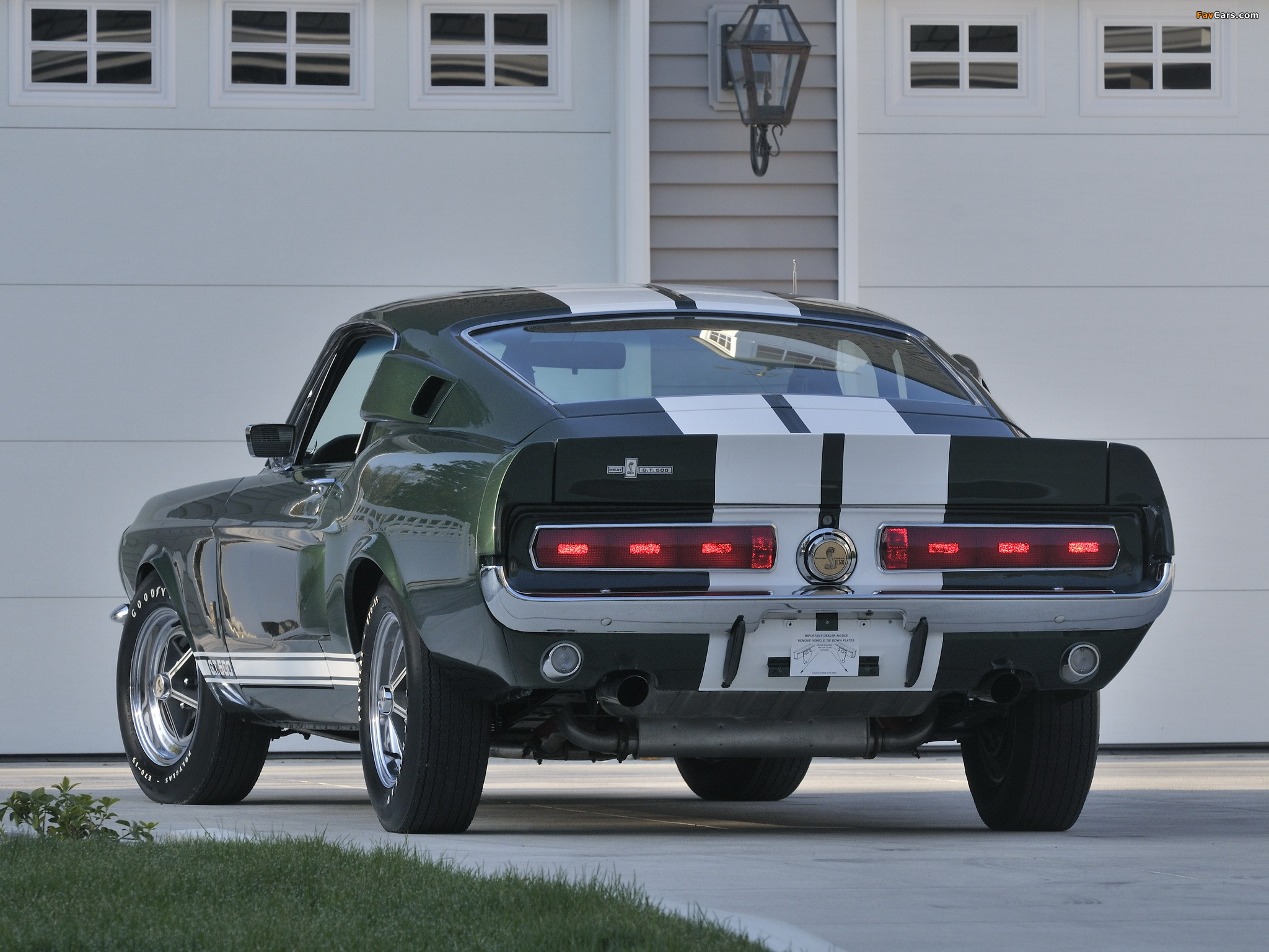 Shelby Gt500 1967 Wallpapers 2048x1536