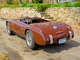 Siata 208S Barchetta 1953 wallpapers