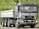 Sisu Polar 8x4 Tipper 2010 images
