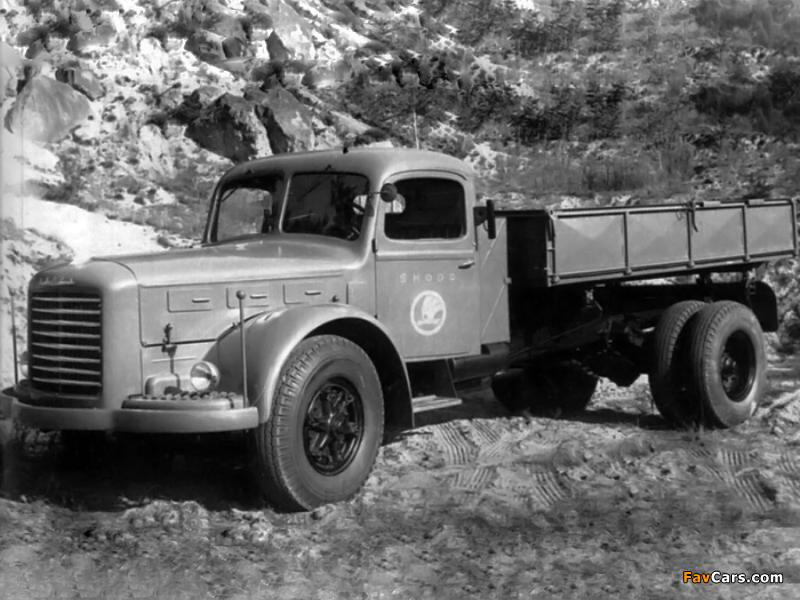 Škoda 706R 1934–45 pictures (800 x 600)