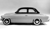 Photos of Škoda 440 Spartak Prototype 1953