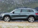 Škoda Kodiaq 2016 photos