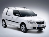 Images of Škoda Praktik 2007–10