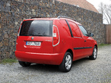 Škoda Praktik 2007–10 photos