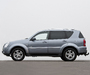 Wallpapers of SsangYong Rexton UK-spec 2006