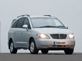 Images of Ssang Yong Rodius UK-spec 2007
