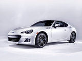 Images of Subaru BRZ US-spec (ZC6) 2012