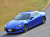 Pictures of Subaru BRZ 2.0S (ZC6) 2012