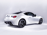 Subaru BRZ US-spec (ZC6) 2012 wallpapers