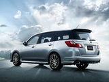 Subaru Exiga 2.5i EyeSight S Package (YA5) 2013 pictures