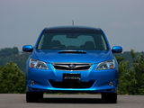 Subaru Exiga GT 2008 wallpapers