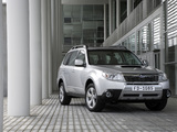 Pictures of Subaru Forester 2.0D 2008–11