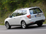 Subaru Forester 2.0D 2008–11 photos