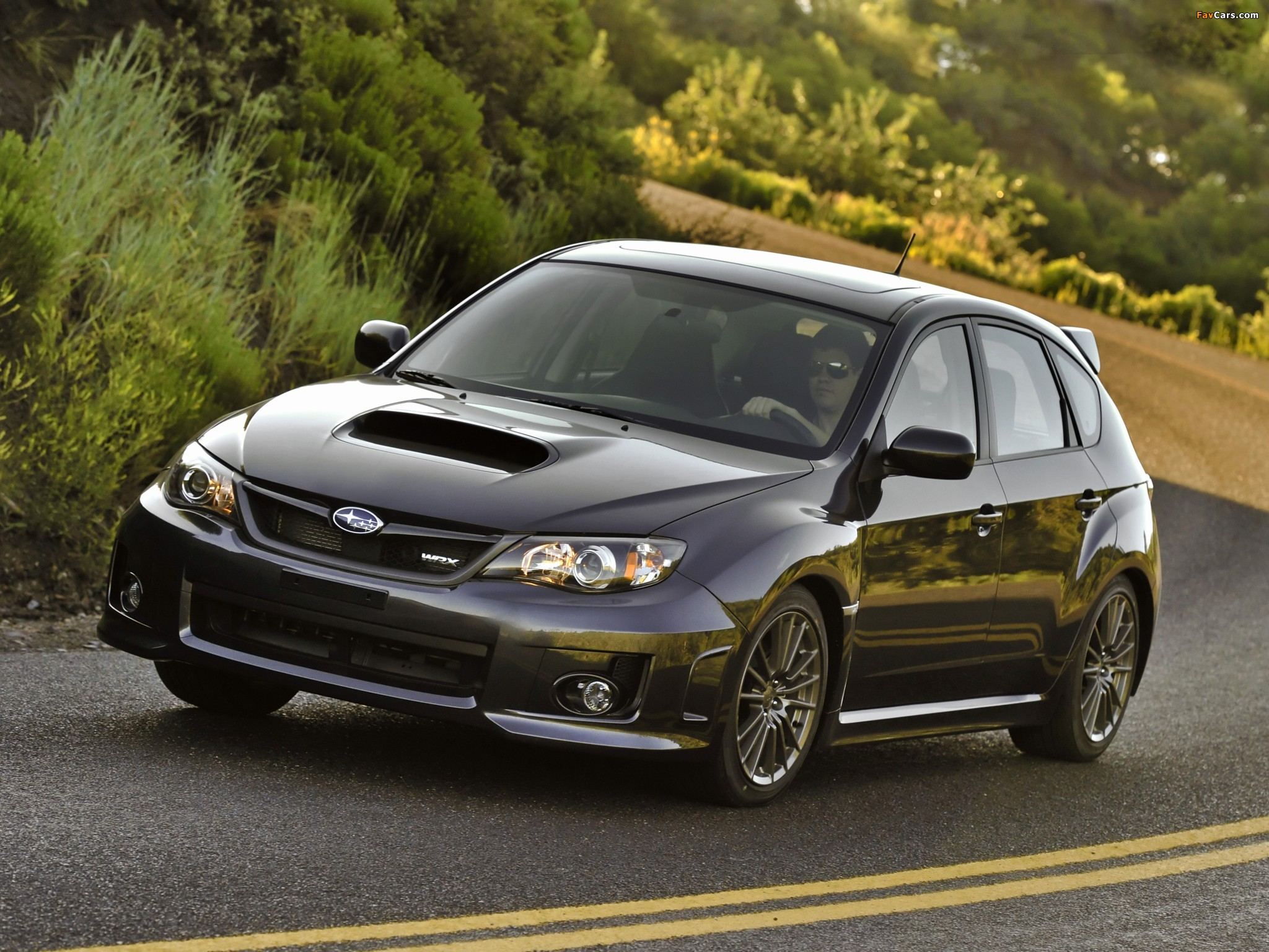 pictures of subaru impreza wrx hatchback us spec 2010. Black Bedroom Furniture Sets. Home Design Ideas