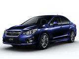 Images of Subaru Impreza G4 2.0i-S (GJ) 2011