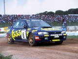 Photos of Subaru Impreza 555 1993–96