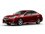 Pictures of Subaru Legacy B4 2.5i (BM) 2012