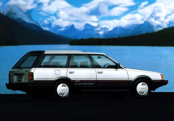 Subaru Leone Full Time 4WD 1.8 GT/II Turbo Touring Wagon ...