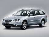 Images of Subaru Outback 2.5i (BP) 2006–09