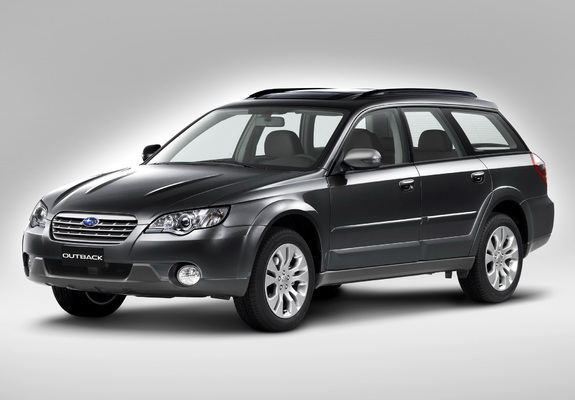 photos of subaru outback 3 0r 2006 09 1600x1200. Black Bedroom Furniture Sets. Home Design Ideas