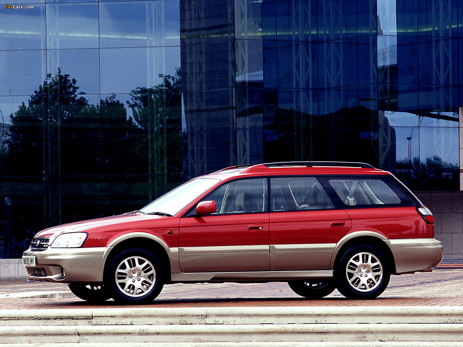 Wallpapers Of Subaru Outback Uk Spec 1999 2003 1600x1200