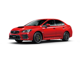 Subaru WRX STI JP-spec 2017 wallpapers