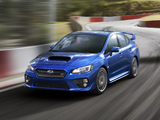 Subaru WRX STi 2014 wallpapers