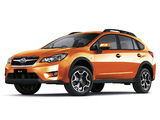 Images of Subaru XV AU-spec 2012