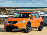 Photos of Subaru XV AU-spec 2012