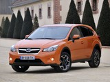 Pictures of Subaru XV 2011