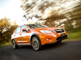 Pictures of Subaru XV AU-spec 2012
