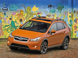 Pictures of Subaru XV Crosstrek 2012