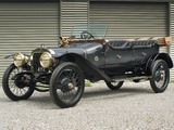 Sunbeam 12/16 HP Open Tourer 1910–14 images