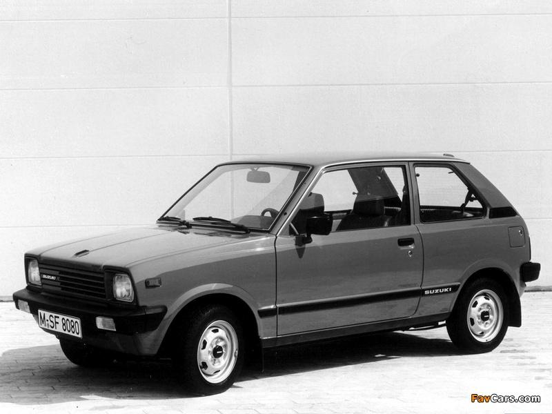 pictures of suzuki alto 3door 1979�84 800x600