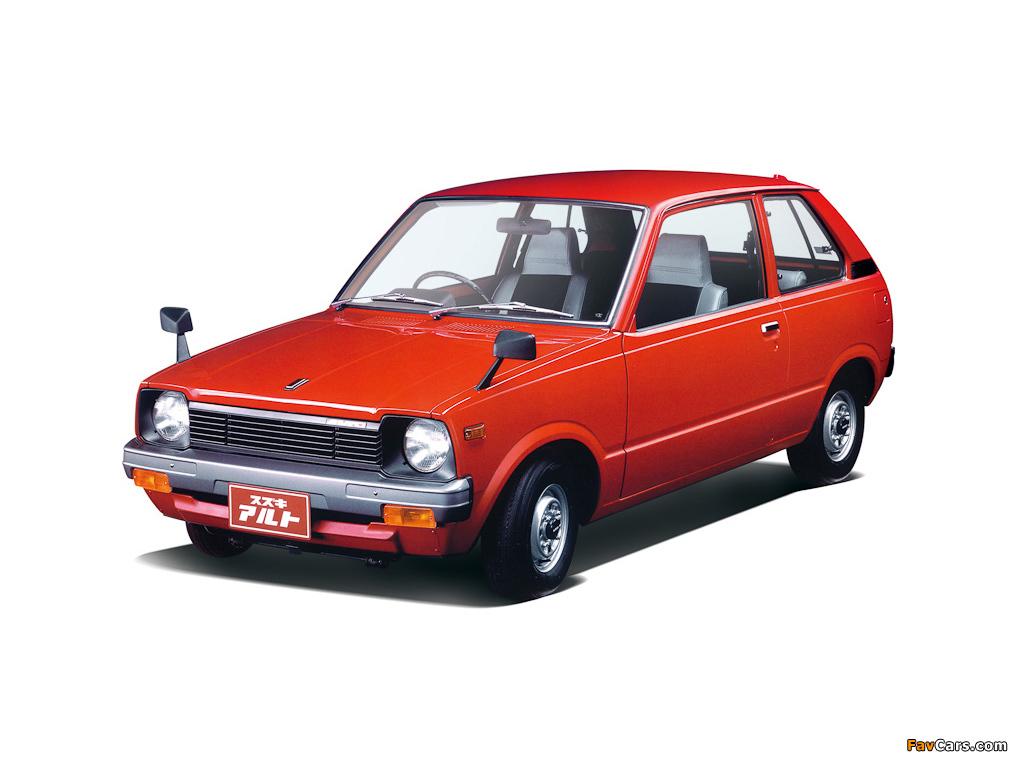 Suzuki Alto Images