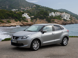 Suzuki Baleno 2015 wallpapers